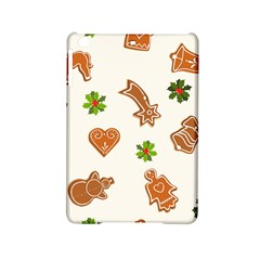 Cute Christmas Seamless Pattern  Ipad Mini 2 Hardshell Cases by Onesevenart