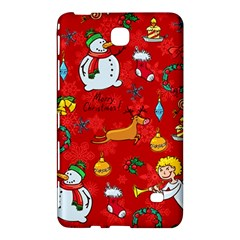 Cute Christmas Seamless Pattern Vector  Samsung Galaxy Tab 4 (8 ) Hardshell Case  by Onesevenart
