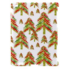 Cute Christmas Seamless Pattern Vector    Apple Ipad 3/4 Hardshell Case (compatible With Smart Cover) by Onesevenart