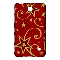 Elements Of Christmas Decorative Pattern Vector Samsung Galaxy Tab 4 (8 ) Hardshell Case  by Onesevenart