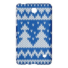 Knitted Fabric Christmas Pattern Vector Samsung Galaxy Tab 4 (8 ) Hardshell Case  by Onesevenart