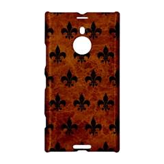 Royal1 Black Marble & Brown Marble Nokia Lumia 1520 Hardshell Case by trendistuff