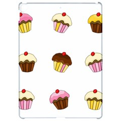 Colorful Cupcakes  Apple Ipad Pro 12 9   Hardshell Case by Valentinaart