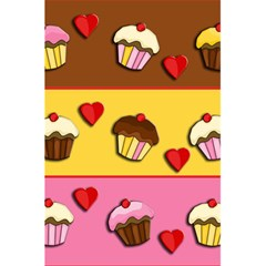 Love Cupcakes 5 5  X 8 5  Notebooks by Valentinaart