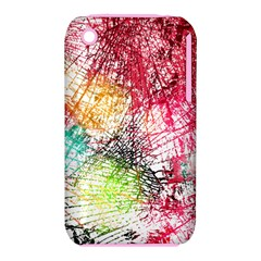 Apple Iphone 3g/3gs Hardshell Case (pc+silicone) by Brittlevirginclothing