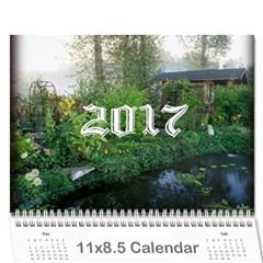 2017 Any Occassion Calendar By Kim Blair   Wall Calendar 11  X 8 5  (12 Months)   Xmwwcxbfv5ay   Www Artscow Com Cover