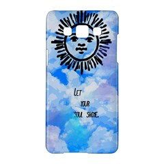Let Your Sun Shine  Samsung Galaxy A5 Hardshell Case  by Brittlevirginclothing