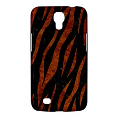 Skin3 Black Marble & Brown Marble Samsung Galaxy Mega 6 3  I9200 Hardshell Case by trendistuff