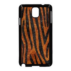 Skin4 Black Marble & Brown Marble Samsung Galaxy Note 3 Neo Hardshell Case (black) by trendistuff