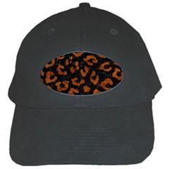 SKN5 BK-BR MARBLE (R) Black Cap by trendistuff