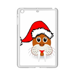 Child Of Artemis Christmas Animal Clipart Ipad Mini 2 Enamel Coated Cases by Onesevenart