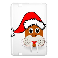 Child Of Artemis Christmas Animal Clipart Kindle Fire Hd 8 9  by Onesevenart