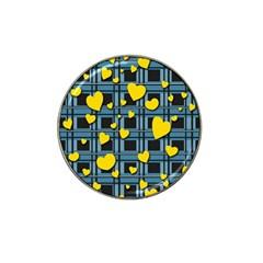 Love Design Hat Clip Ball Marker (10 Pack) by Valentinaart
