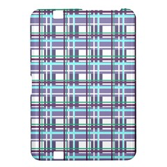 Decorative plaid pattern Kindle Fire HD 8.9  by Valentinaart