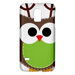 Clip Art Animals Owl Galaxy S5 Mini by Onesevenart