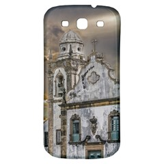 Exterior Facade Antique Colonial Church Olinda Brazil Samsung Galaxy S3 S Iii Classic Hardshell Back Case by dflcprints