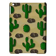 Cactuses Ipad Air Hardshell Cases by Valentinaart