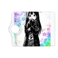Shy Anime Girl Kindle Fire Hd (2013) Flip 360 Case by Brittlevirginclothing