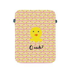 Quack Duck Apple Ipad 2/3/4 Protective Soft Cases by Brittlevirginclothing