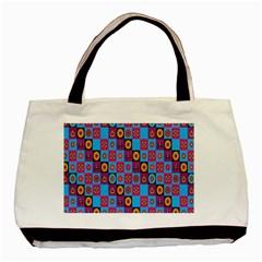 Batik Basic Tote Bag by AnjaniArt