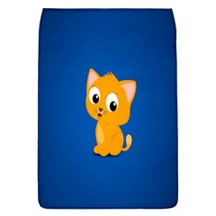 Cute Cat Flap Covers (l)  by AnjaniArt