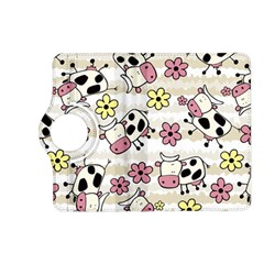 Cow Animals Kindle Fire Hd (2013) Flip 360 Case by AnjaniArt