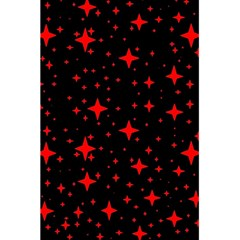 Bright Red Stars In Space 5 5  X 8 5  Notebooks by Costasonlineshop