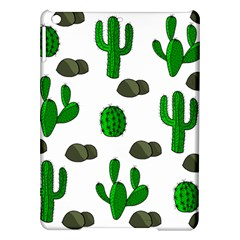 Cactuses 3 Ipad Air Hardshell Cases by Valentinaart