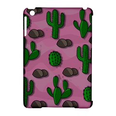 Cactuses 2 Apple Ipad Mini Hardshell Case (compatible With Smart Cover) by Valentinaart