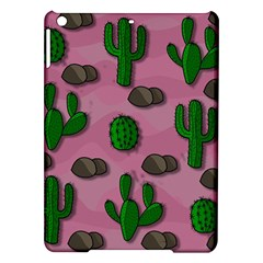 Cactuses 2 Ipad Air Hardshell Cases by Valentinaart