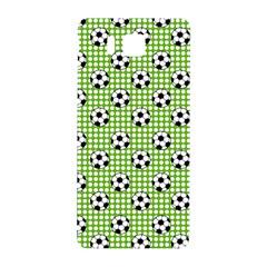 Green Ball Samsung Galaxy Alpha Hardshell Back Case by AnjaniArt