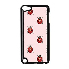 Insect Animals Cute Apple iPod Touch 5 Case (Black) by AnjaniArt