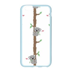 Koala Pattern Apple Seamless iPhone 6/6S Case (Color) by AnjaniArt