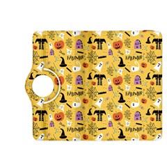 Halloween Pattern Kindle Fire Hdx 8 9  Flip 360 Case by AnjaniArt