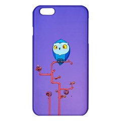 Owl Spider Iphone 6 Plus/6s Plus Tpu Case by AnjaniArt