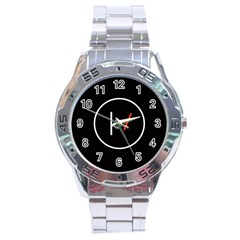 Twenty One Pilots Band Logo Stainless Steel Analogue Watch by Onesevenart