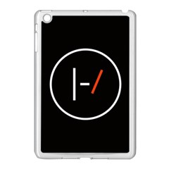 Twenty One Pilots Band Logo Apple Ipad Mini Case (white) by Onesevenart