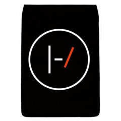 Twenty One Pilots Band Logo Flap Covers (s)  by Onesevenart