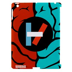 Twenty One Pilots  Apple Ipad 3/4 Hardshell Case (compatible With Smart Cover) by Onesevenart