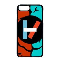 Twenty One Pilots  Apple Iphone 7 Plus Seamless Case (black) by Onesevenart