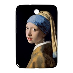 Girl With A Pearl Earring Samsung Galaxy Note 8 0 N5100 Hardshell Case  by ArtMuseum