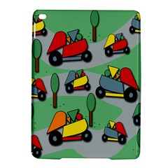 Toy Car Pattern Ipad Air 2 Hardshell Cases by Valentinaart