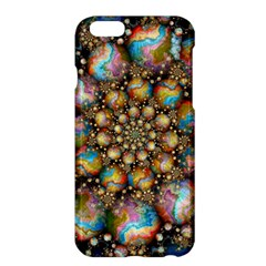 Marbled Spheres Spiral Apple Iphone 6 Plus/6s Plus Hardshell Case by WolfepawFractals