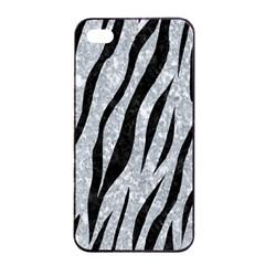 Skin3 Black Marble & Gray Marble (r) Apple Iphone 4/4s Seamless Case (black) by trendistuff