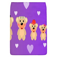 Happy Bears Cute Flap Covers (s)  by AnjaniArt