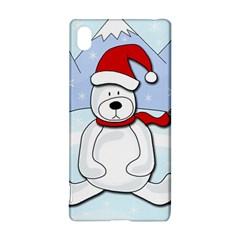 Polar bear Sony Xperia Z3+ by Valentinaart