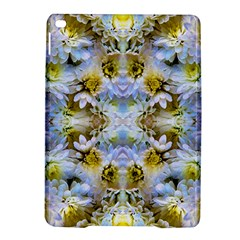 Blue Yellow Flower Girly Pattern, Ipad Air 2 Hardshell Cases by Costasonlineshop