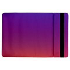 Purple Orange Blue Ipad Air 2 Flip by AnjaniArt