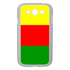 Kurdistan Kurd Kurds Kurdish Flag Samsung Galaxy Grand Duos I9082 Case (white) by Onesevenart