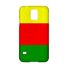 Kurdistan Kurd Kurds Kurdish Flag Samsung Galaxy S5 Hardshell Case  by Onesevenart